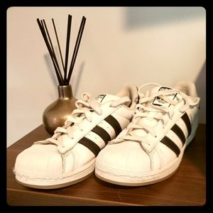 Adidas Superstar, White